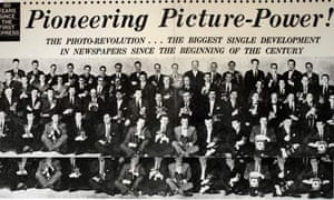 Daily Express staff photograpgers in 1960