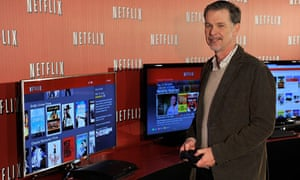 Reed Hastings of Netflix