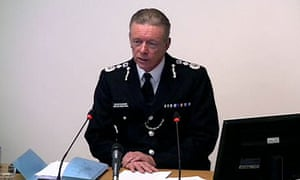 Leveson inquiry: Bernard Hogan-Howe