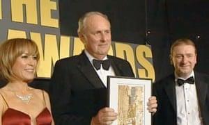 Press Awards 2012: Paul Dacre