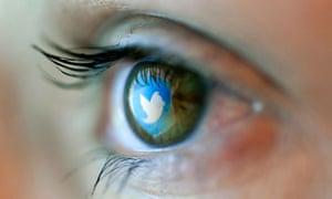 Twitter eye