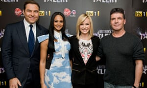 Britain's Got Talent Press Launch 22-03-2012