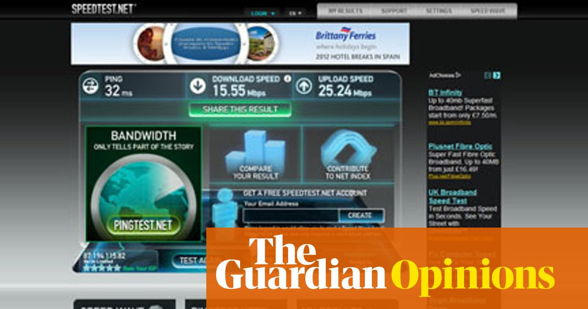 How fast is 4G wireless broadband in the UK? A tester