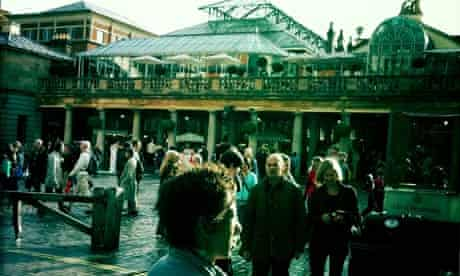 Instagram: Covent Garden market, London