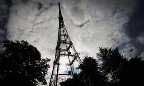 London's Crystal Palace transmitter