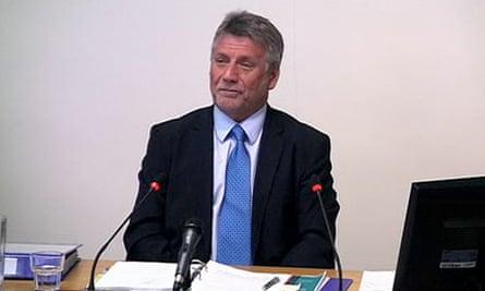 Leveson inquiry: Neil Wallis