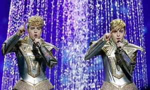 Semi-Final 1 - Eurovision Song Contest 2012