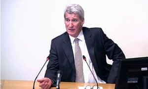 Leveson inquiry: Jeremy Paxman