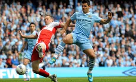Manchester City v Queens Park Rangers