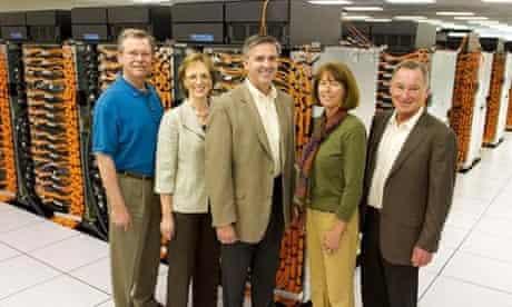 IBM Sequoia supercomputer