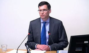 Leveson inquiry: Giles Crown