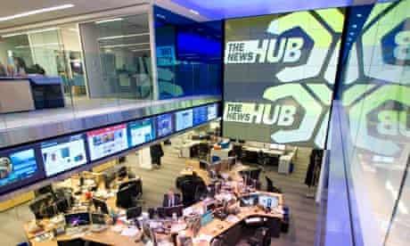 Wall Street Journal news hub