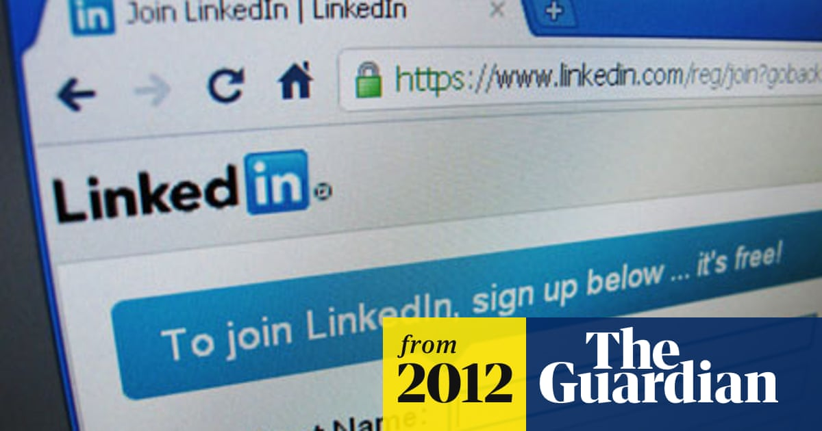 LinkedIn investigates hacking claims | Technology | The Guardian