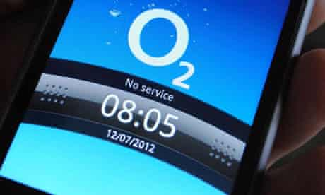 O2 network problems