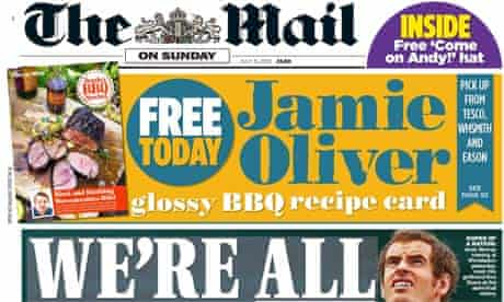 The Mail on Sunday