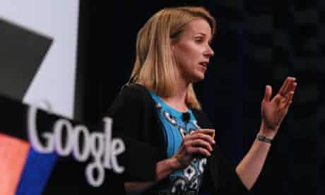 Google executive Marissa Mayer