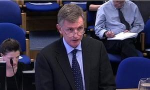 Leveson inquiry: Neil Garnham