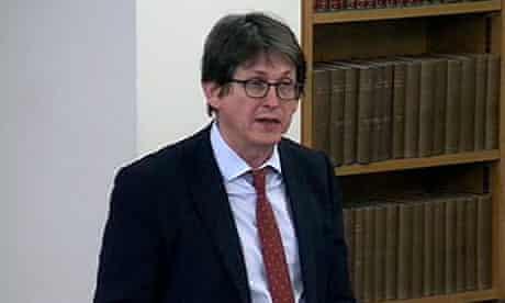 Leveson inquiry: Alan Rusbridger