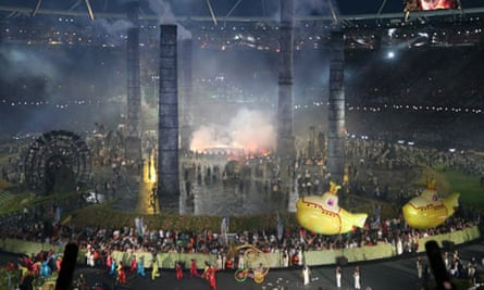 Olympic Summer Games - London 2012 - Opening Ceremony