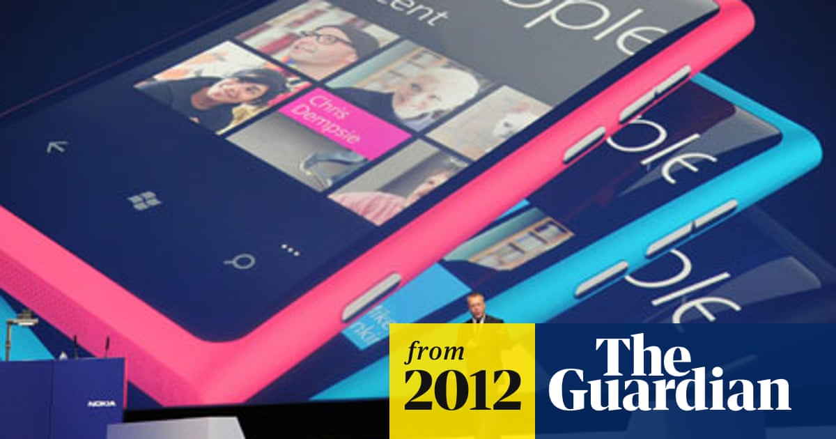 Nokia and Microsoft try to steal Apple's thunder with
