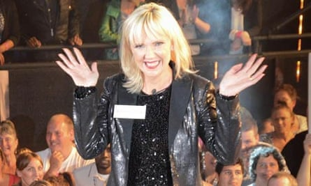 Celebrity Big Brother 2012: Samantha Brick enters the house
