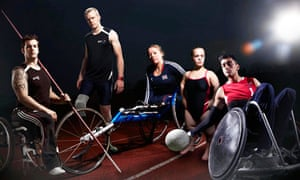 Channel 4's Paralympics trailer