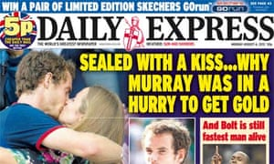 Daily Express - August 2012