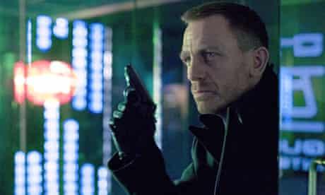 Skyfall: Daniel Craig