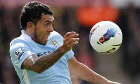 Manchester City: Carlos Tevez