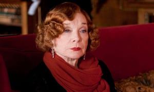Downton Abbey: Shirley MacLaine in series three