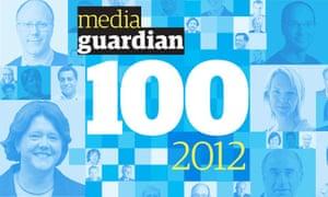 MediaGuardian 100 2012