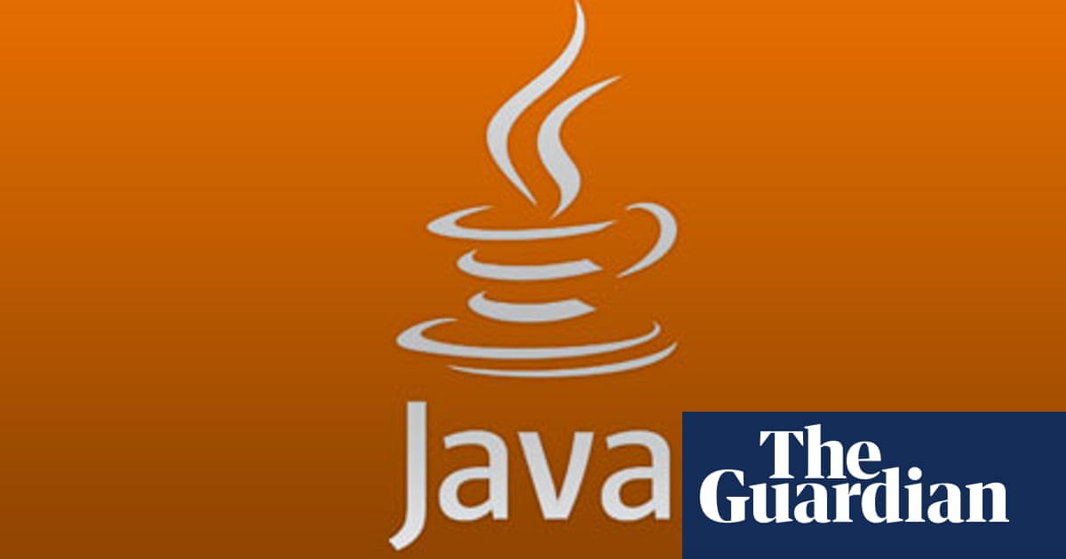 Java: should you remove it? | Technology | The Guardian