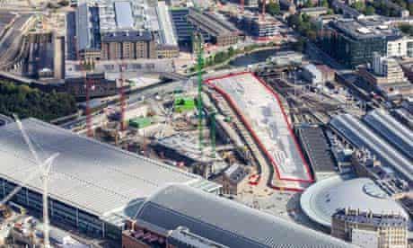 Google UK HQ