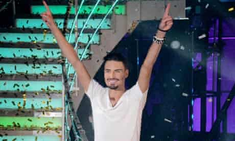Celebrity Big Brother 2013: Rylan Clark wins