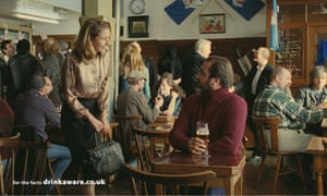 Kronenbourg ad: Eric Cantona and woman