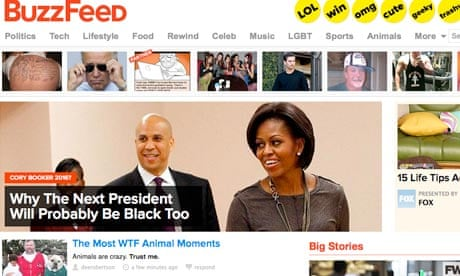 11 Things You Need To Know About Buzzfeed Media The Guardian
