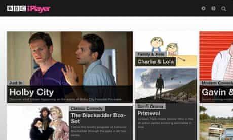 BBC global iPlayer