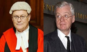 Mr Justice Saunders and Andrew Edis QC