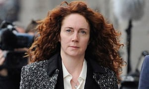 Rebekah Brooks arrives to the Old Bailey for the phone-hacking trial