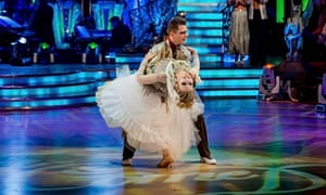 Strictly Come Dancing: Rachel Riley and Pasha Kovalev