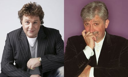 Michael Ball and Russell Davies