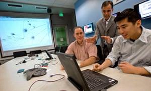 Microsoft team hunts down Botnet computer programmers
