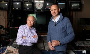 Radio 4 Today: John Humphries and Evan Davis