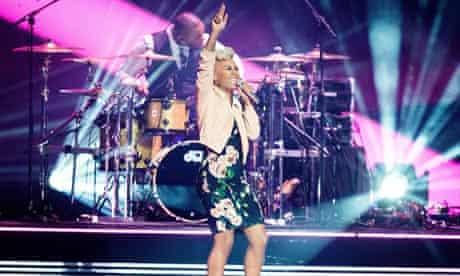 Brit awards 2013: Emeli Sandé