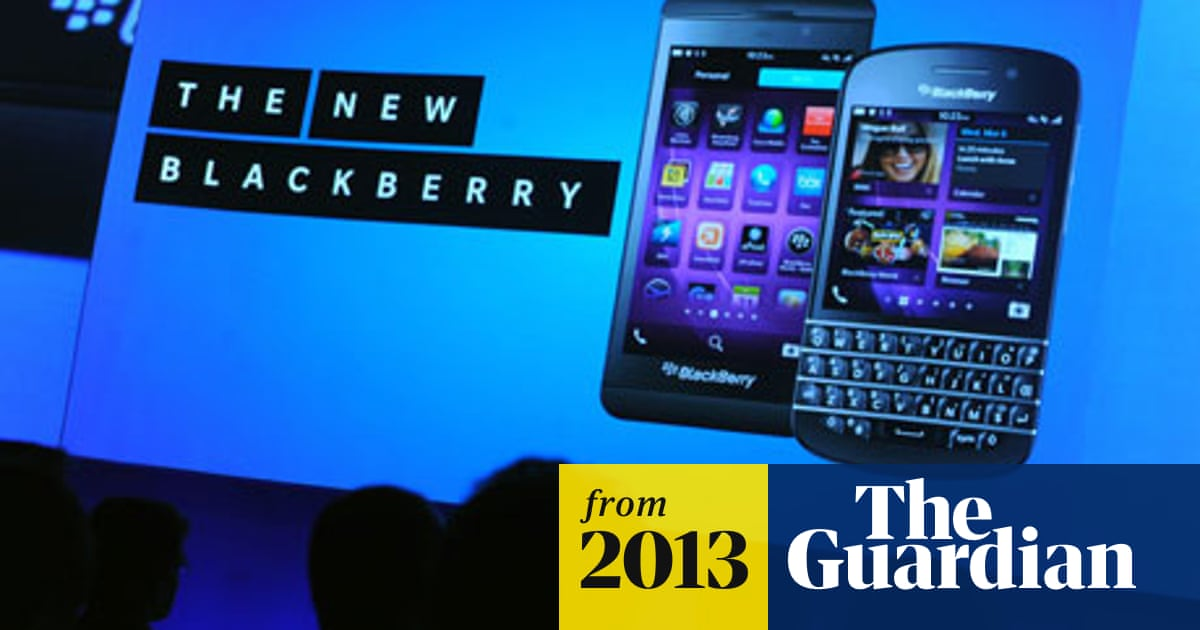 BlackBerry Q10 is 'fastest-selling ever' at Selfridges as corporates