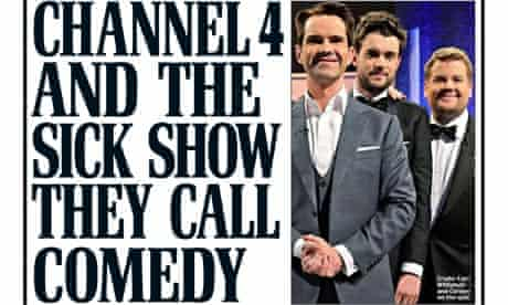 Daily Mail's Big Fat Quiz of the Year front page