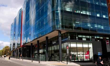 The Guardian: Kings Place