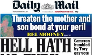 Daily Mail - February 2013