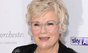Julie Walters at the South Bank Sky Arts awards