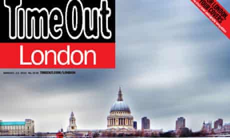 Time Out 45th anniversary cover